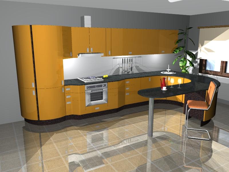 Программа для 3d моделирования кухни скачать торрент