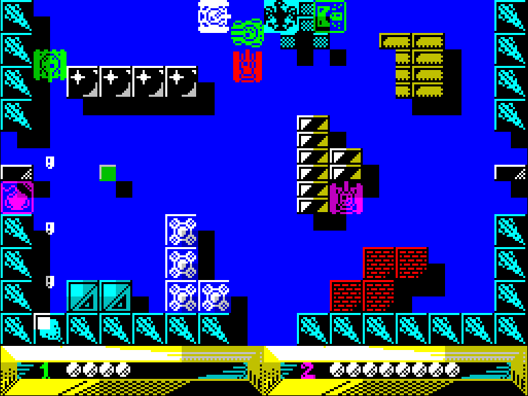 Скриншот программы (версии софта) Война танков #2