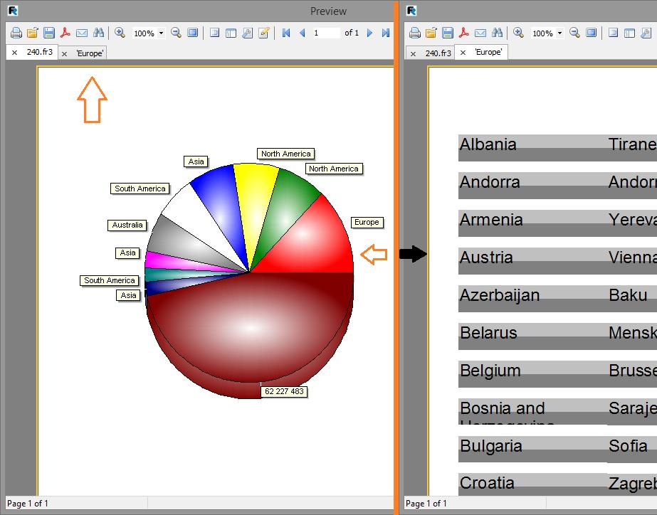 Скриншот программы (версии софта) FastReport VCL 6.1 Standart Edition #8