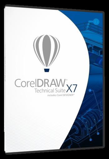 Новый CorelDRAW® Technical Suite X7 — мощный пакет технической графики