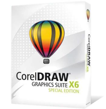 CorelDRAW® Graphics Suite X6 Special Edition - отличное графическое решение!