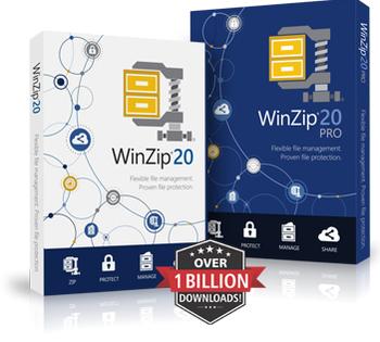 Вышла новая версия одного из самых надежных архиваторов WinZip