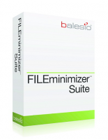 balesio FILEminimizer Suite. купить в Allsoft.ru