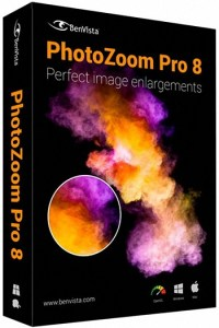 BenVista PhotoZoom Pro 8 (электронная версия)