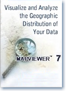 Golden Software MapViewer 8