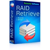 RS RAID Retrieve Домашняя Лицензия