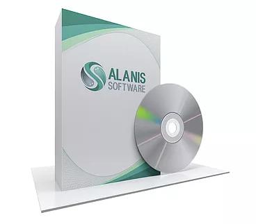 Alanis BSP  Book Scan Processing Базовая +5 рабочих мест от Allsoft
