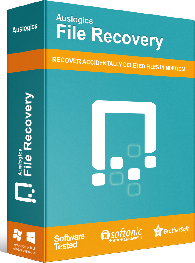 Auslogics File Recovery.