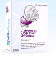 Advanced USB Port Monitor