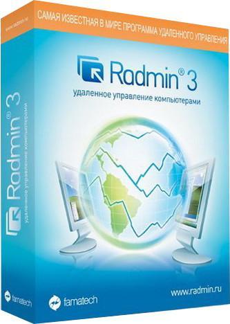 Radmin (Remote Administrator)
