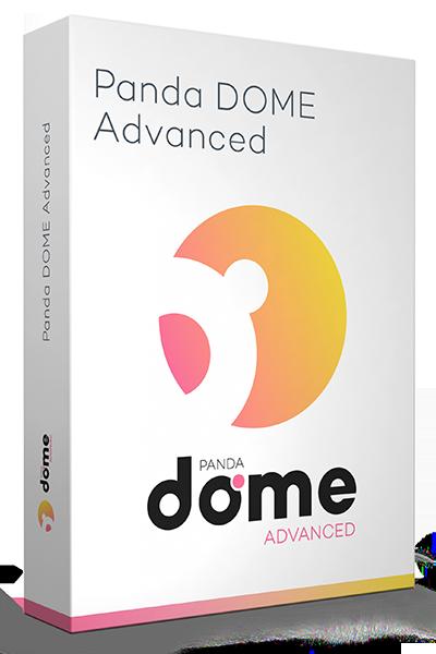 Антивирус Panda Dome Advanced (= Panda Internet Security) Электронная версия для дома (на 1 устройство)