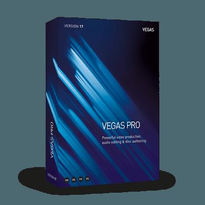 VEGAS Pro 17 (электронная версия) Edit