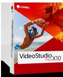 Corel VideoStudio X10 Pro English (коробочная версия)
