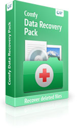 Comfy Data Recovery Pack Домашняя лицензия