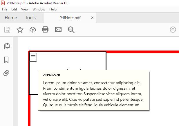 PdfTIp Visio Extension