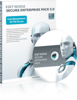 Антивирус ESET NOD32 Secure Enterprise Pack