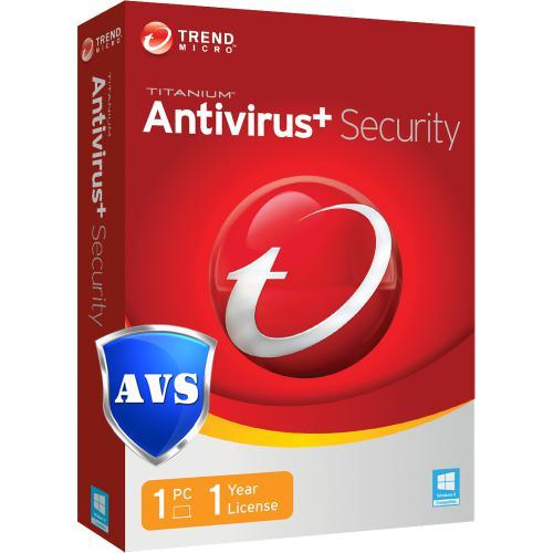 Trend Micro Antivirus + 2020