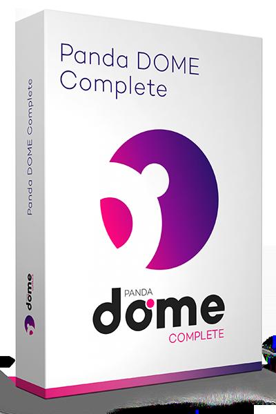 Антивирус Panda Dome Complete (= Panda Global Protection) Электронная версия для дома (на 1 устройство)