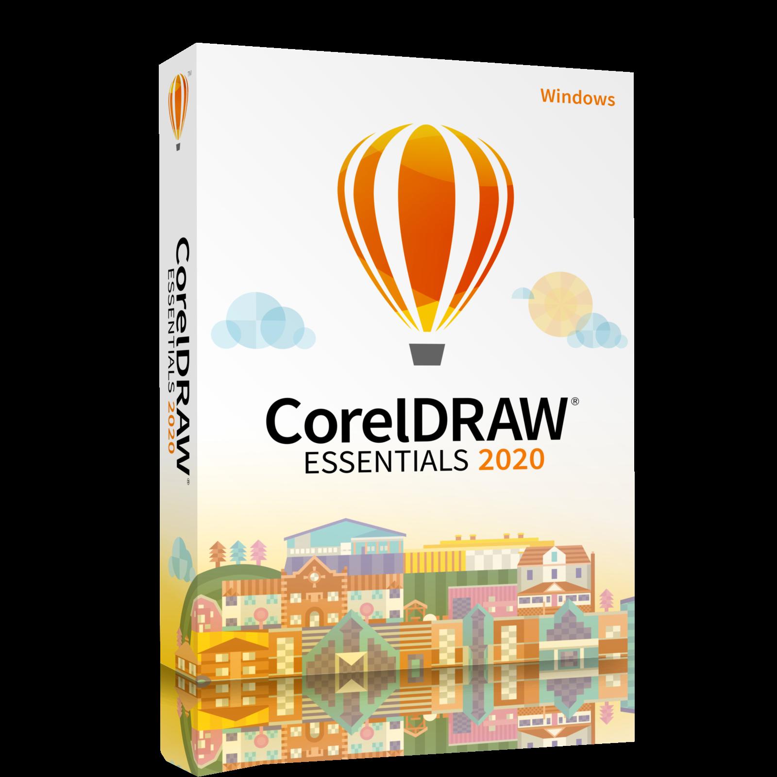 CorelDRAW Essentials 2020 (электронная версия)