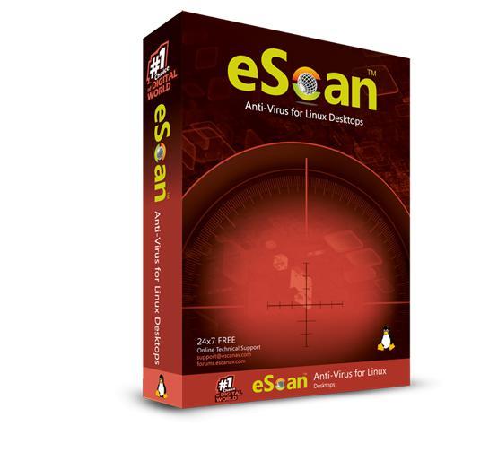 eScan for Linux Desktop
