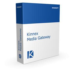 Kinnex MediaGateway