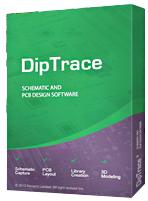DipTrace Электронные лицензии