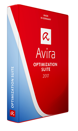 Антивирус Avira Optimization Suite