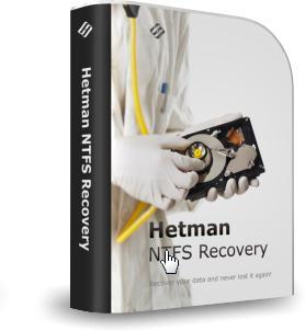 Hetman NTFS Recovery (восстановление системного диска)