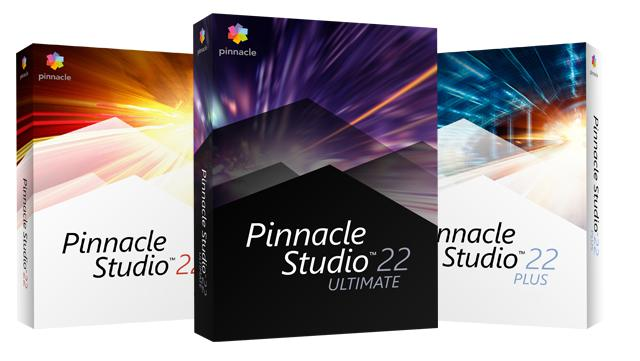 Pinnacle Studio 22
