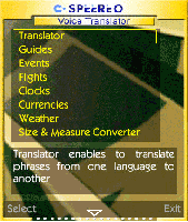 Speereo Voice Translator Multilanguage