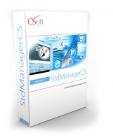 StdManagerCS. Купить в Allsoft.ru