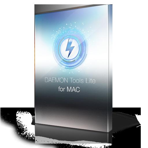 DAEMON Tools for Mac 8
