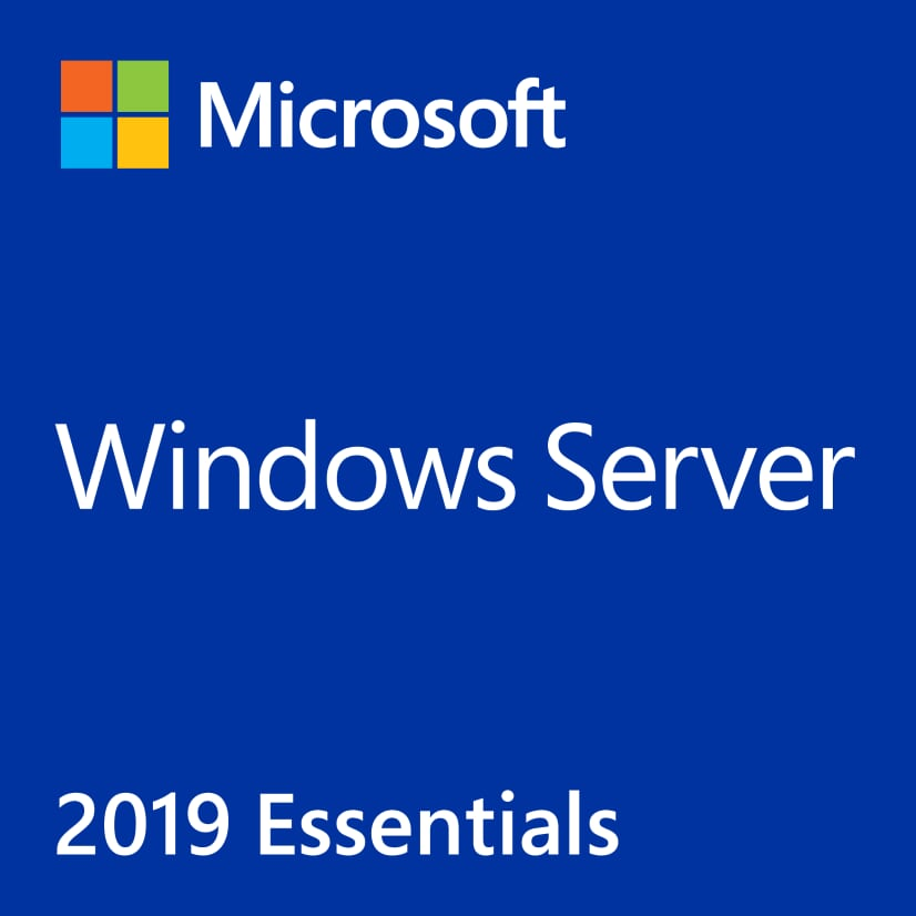 Microsoft Windows Server 2019 Essentials Open License