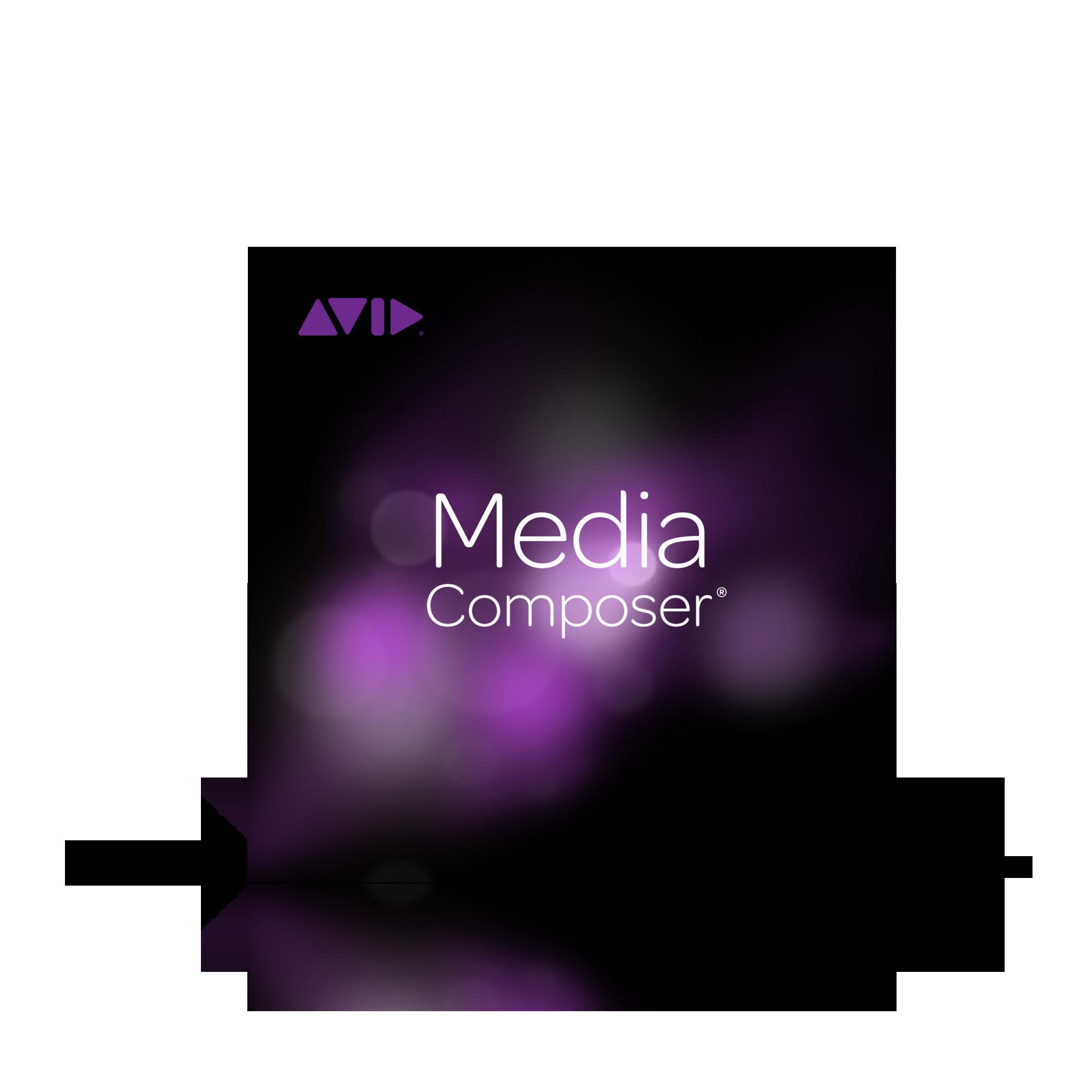 Avid Media Composer 8.0.
