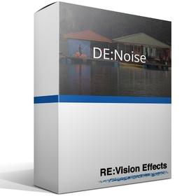 RE:Vision Effects DE:Noise v3 GUI.