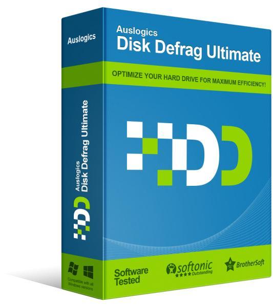 Auslogics Disk Defrag Ultimate