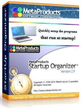 StartUp Organizer 2.9 SR5