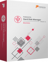 Paragon Hard Disk Manager for Business