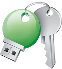 Rohos Logon Key 4.1