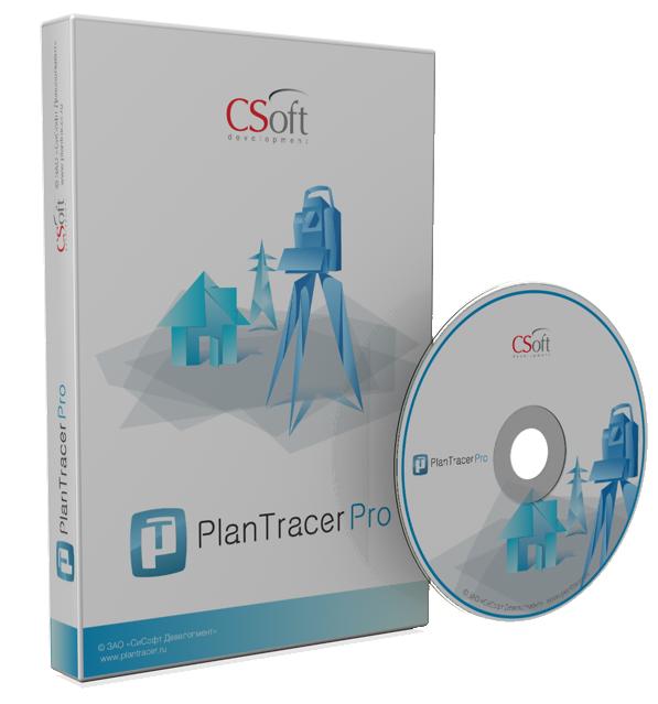CSoft PlanTracer Pro 7 от Allsoft