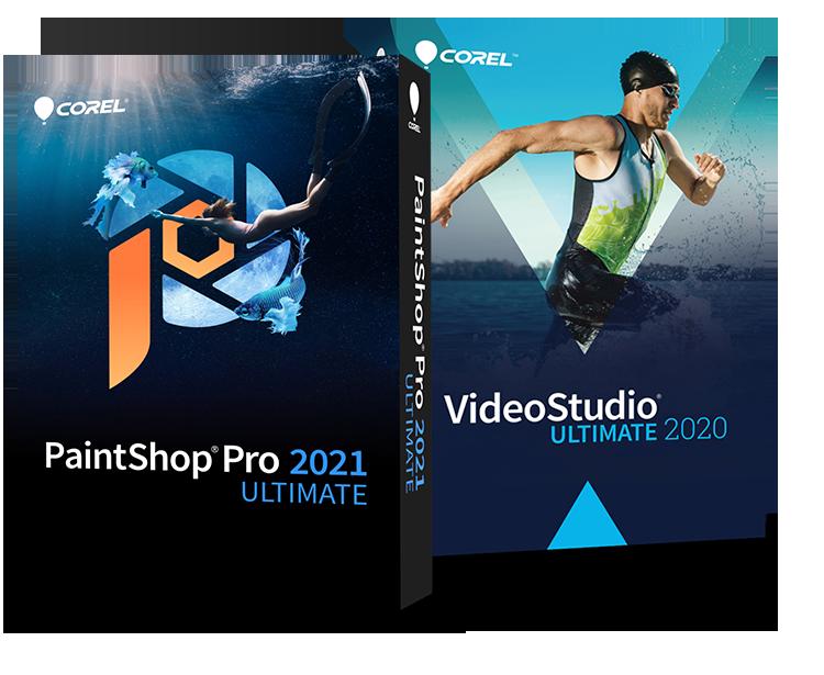 Corel Photo Video Suite 2021 English