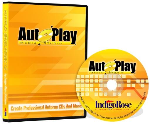 Indigo Rose AutoPlay Media Studio 8.5