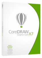 CorelDRAW Graphics Suite X7 Small Business Edition