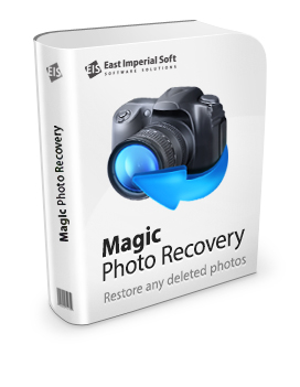 Magic Photo Recovery Home Edition от Allsoft