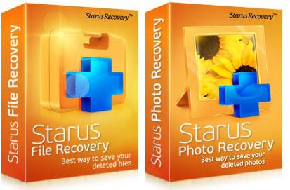 Пакет программ Starus Photo Recovery + Starus File Recovery (Commercial Edition) НЕ РЕДАКТИРОВАТЬ!!! (bundle-version) от Allsoft