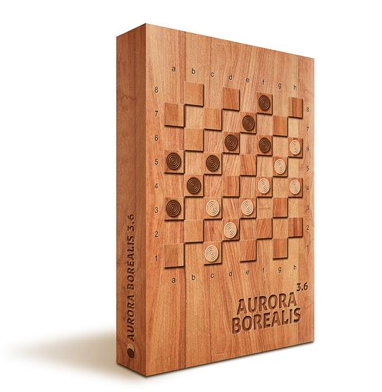 Aurora Borealis 3.8 professional.