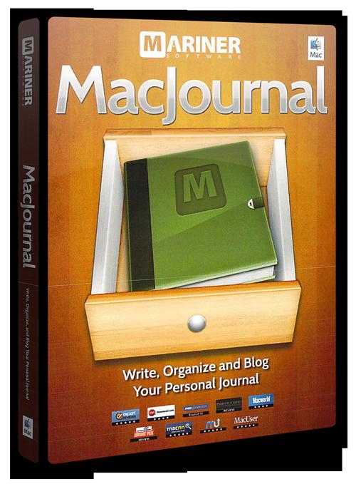MacJournal фото
