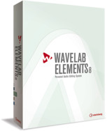 WaveLab Elements 8. Купить в Allsoft.ru