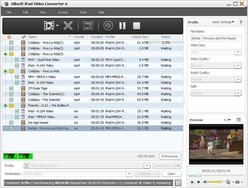 Xilisoft iPad Video Converter от Allsoft