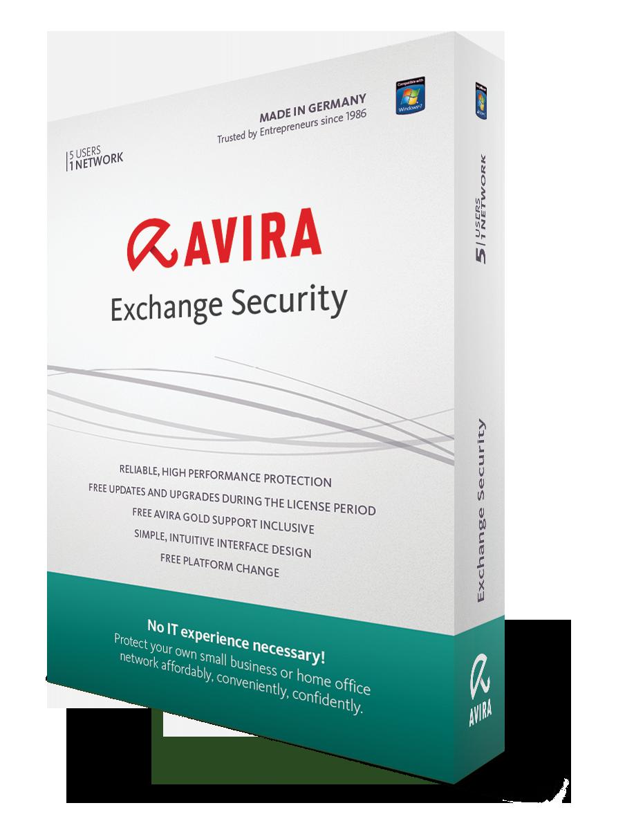 Avira Exchange Security 14